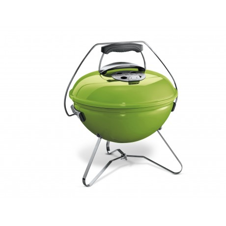 WEBER Houtskool barbecue smokey joe premium Groen