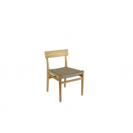 BOREK Verdasio stoel zonder armleuningen