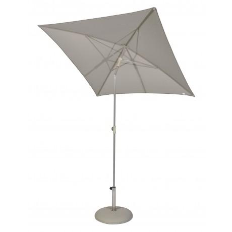 MAX&LUUK Katie parasol 160x160cm. Taupe