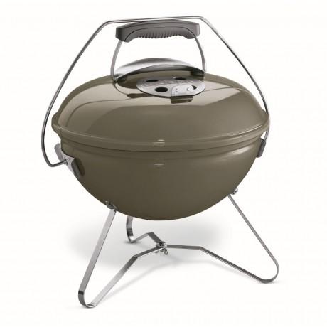 WEBER Houtskool barbecue smokey joe premium Grijs