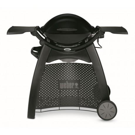 WEBER elektrische barbecue Q 2400 station dark grey