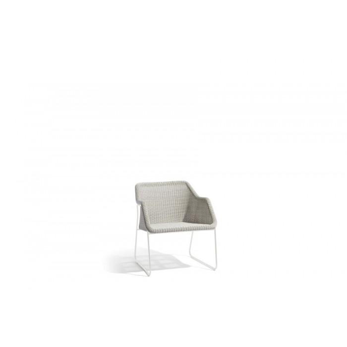 Lounge Stoel Wit.Manutti Mood Lounge Stoel Wit Offwhite