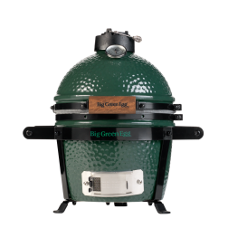 Big Green Egg Mini met carrier