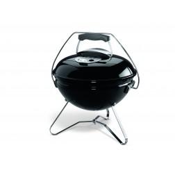 WEBER Houtskool barbecue smokey joe premium Zwart