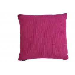 BOREK Crochette sierkussen fuchsia