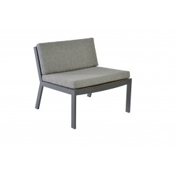 BOREK Twisk lage fauteuil zonder armleggers