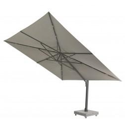 Borek Porto parasol vierkant 400cm. x 400cm.