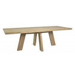 BOREK Tarifa reclaimed teak tafel 240x100