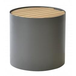 BOREK Furore lage tafel/poef rond 45cm.