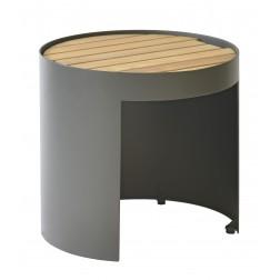 BOREK Furore lage tafel rond 45cm.