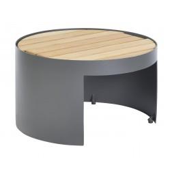 BOREK Furore lage tafel rond 60cm.