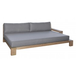 BOREK Cadiz daybed links module reclaimed teak