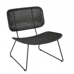 MAX&LUUK Amy lage fauteuil