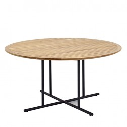 Gloster Whirl teak tafel 150cm