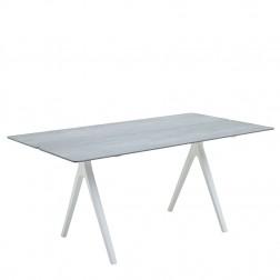 Gloster Split tafel keramiek 92cm x 170cm