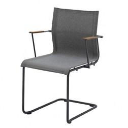 Gloster Sway stapelstoel met armleuningen