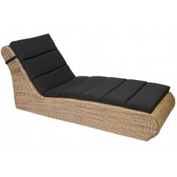 BOREK Bali chaise longue