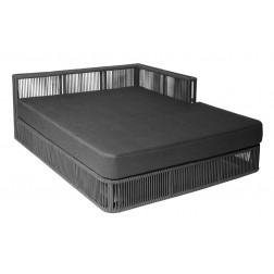 BOREK Lincoln chaise longue groot links