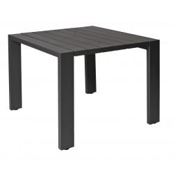 BOREK Samos tafel 100cm. x 100cm.