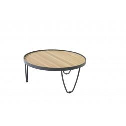 BOREK Pesaro lage tafel rond 80cm.