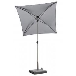 Borek Verona parasol rechthoekig 130cm. x 180cm.
