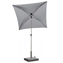 Borek Verona parasol vierkant 160cm. x 160cm.