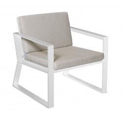 BOREK Samos lage fauteuil / low dining