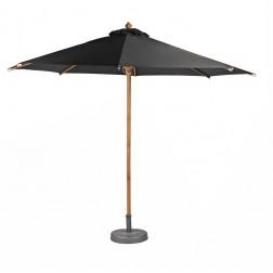 Borek St. Tropez parasol rond 300cm. 350cm. 400cm. en vierkant 300cm x300cm. en rechthoekig 300cm. x 400cm.