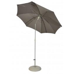 MAX&LUUK Katie parasol ø200cm taupe