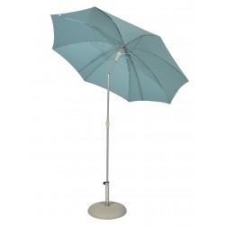MAX&LUUK Katie parasol ø200cm. Groen Aqua de Mar.