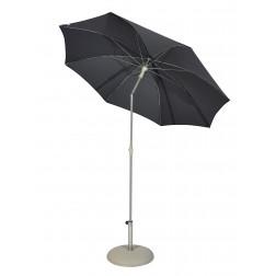 MAX&LUUK Katie parasol ø200cm. Grijs