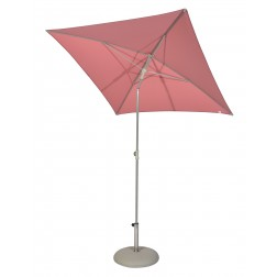 MAX&LUUK Katie parasol 160x160cm. Lantana.