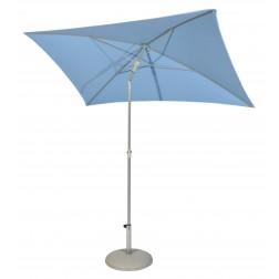 MAX&LUUK Katie  parasol 135x215cm. Licht blauw.