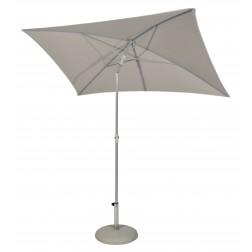 MAX&LUUK Katie  parasol 135x215cm. Taupe.