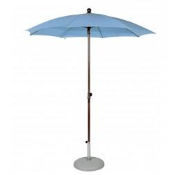 MAX&LUUK Olivia parasol rond 200cm. Cielo.