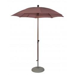 MAX&LUUK Olivia parasol rond 200cm. Lantana