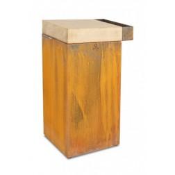 Ofyr Butcher Block Corten staal hout