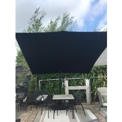 Umbrosa parasol model Spectra UX Architectuur black