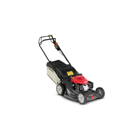 Benzine grasmaaier Honda HRX 537C HY