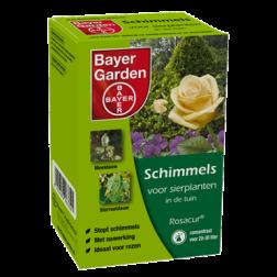Bayer Rosacur tegen schimmels