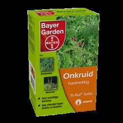 Bayer Tri-But tegen hardnekkige onkruiden