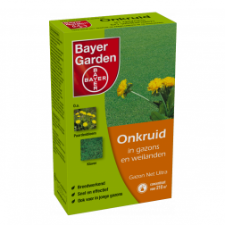 Bayer Onkruid in Gazon