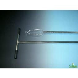 Grondboor verzinkt 7,5 cm