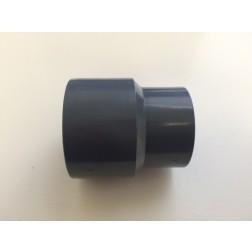 Verloop sok PVC