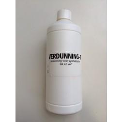 Verdunning-T 1 liter