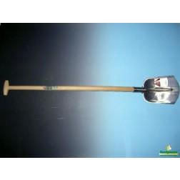 Steekbats met Schopsteel 110 cm