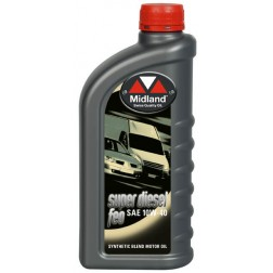 Olie super diesel